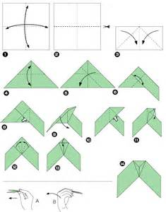 How To Make An Origami Boomerang Step By Step - origami de boomerang
