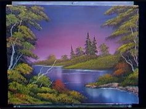 bob ross grayscale painting peaceful landscape paintings by bob ross bob ross