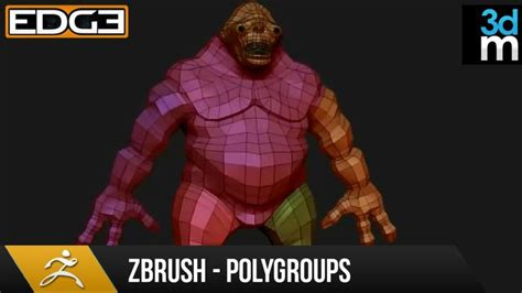 Zbrush Tutorial Polygroups | 43 best images about zbrush vids on pinterest shaved