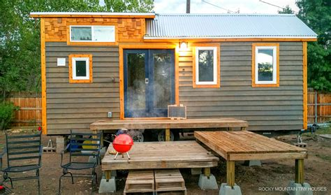 Sip Panels Tiny House by 24 Albuquerque Tiny House