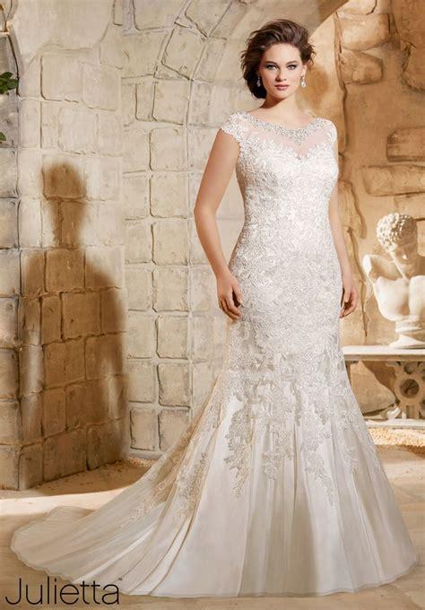 imagenes de vestidos de novia con brillos 31 vestidos de novia para gorditas elegantes y actuales