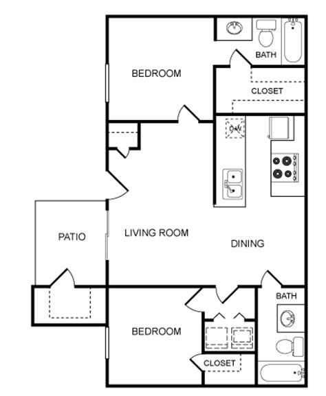 650 square feet to meters 650 square feet apartment floor plan thefloors co