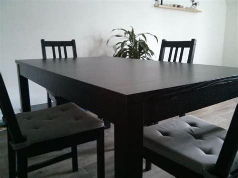 ikea table salle a manger table salle manger scandinave ikea stornas bois clasf
