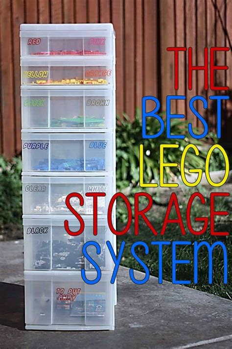 aufbewahrung ideen lego storage ideas the ultimate lego organisation guide