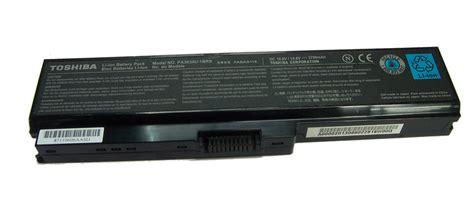 Battery Laptop Baterai Toshiba Pa3634u pa3634u 1brs toshiba m800 3700mah battery ebay