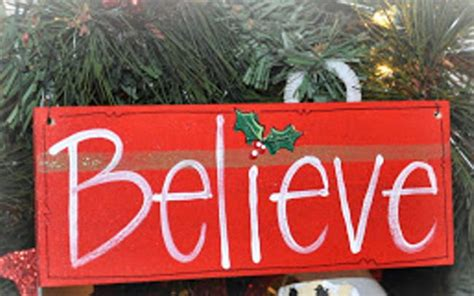 large outdoor christmas signs wooden believe sign allfreechristmascrafts