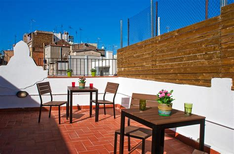 holiday appartments in barcelona art gallery terrace apartment holiday apartments in