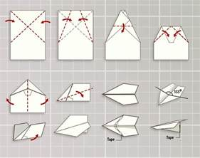 Paper Plane Fold - how to fold a record breaking paper plane maker reveals