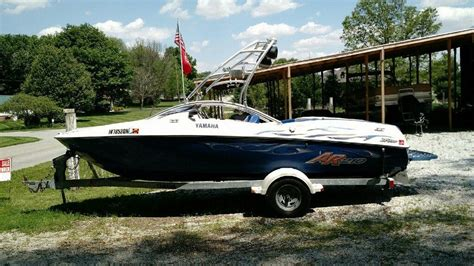 yamaha jet boat problems yamaha ar210 2003 for sale for 13 000 boats from usa