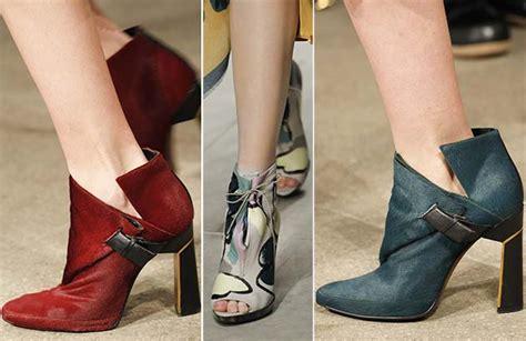 fall winter 2014 2015 shoe trends fashionisers