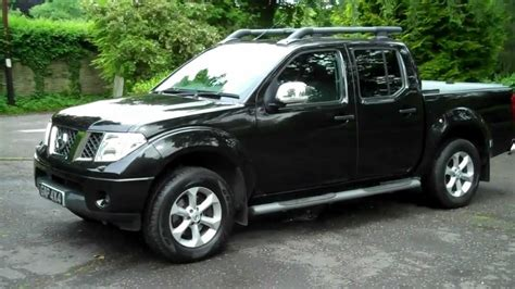 nissan navara 2009 nissan navara 2 5 dci aventura 6 speed manual 2009 58 with