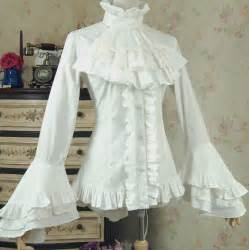 online get cheap ladies victorian blouses aliexpress com