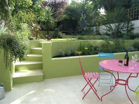 tiered garden attractive tiered backyard landscaping ideas