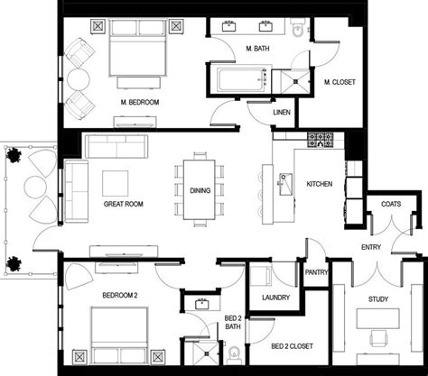 high rise apartment floor plans 17 best ideas about condo floor plans on pinterest