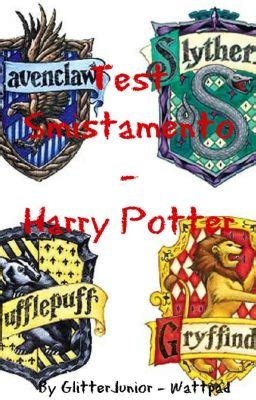 test harry potter smistamento test smistamento harry potter risultati wattpad