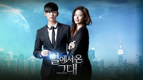 film drama korea my love from another star drama 2013 14 you who came from the stars my love from