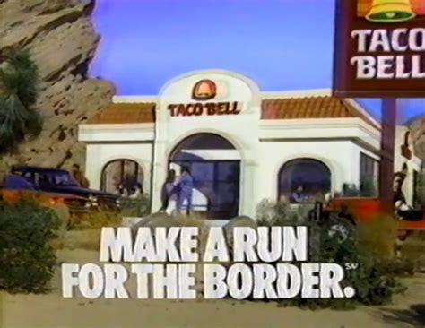Taco Bell Pch - taco bell retro fast food paraphernalia restaurant swag pinterest tacos le