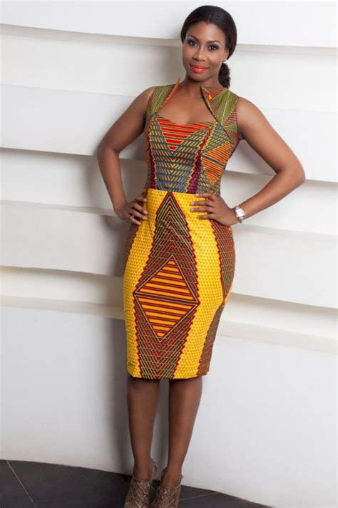 ghanaian ladies straight dress african straight dress styles 15 photos fashion fancy