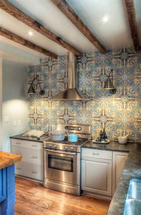 wall paper backsplash choosing the right idea for kitchen backsplash choices for modern homes
