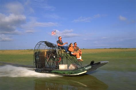 everglades fan boat tour everglades national park everglades tour from fort