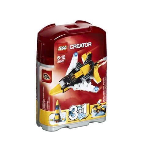 Lego 31001 Creator Mini Skyflyer lego creator mini skyflyer 31001 toys thehut