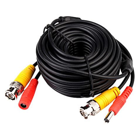 Kabel Cctv Coxial Rg59power wireless cctv installation cctv cable power cable rg59 coaxial cable length 10m wireless