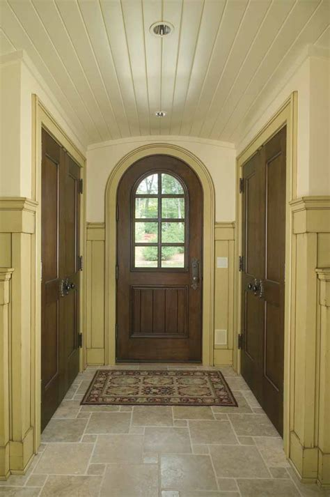 Our French Inspired Home Exterior French Doors Which Arched Front Doors