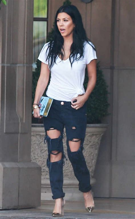 kourtney kardashian here are 9 outfits proving kourtney kardashian is sexier