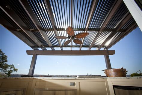 louvered awnings shade shutter systems inc weather protection outdoor living