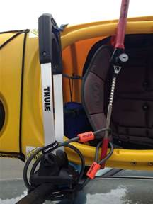 How To Lock A Kayak To A Roof Rack by 25 Best Ideas About Kayak Roof Rack On Kayak
