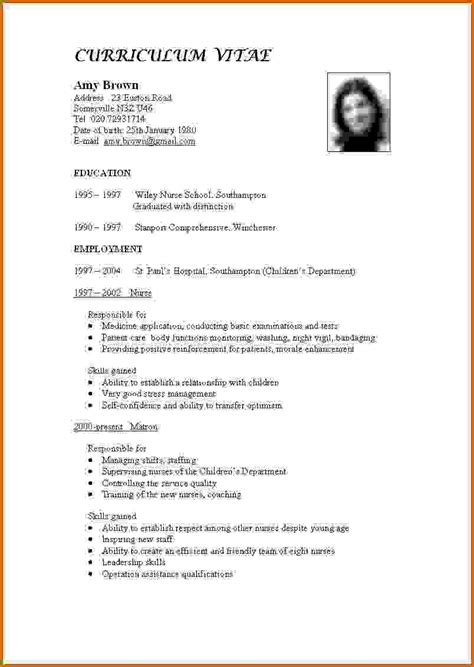free creative resume templates word 25 best cv template ideas on