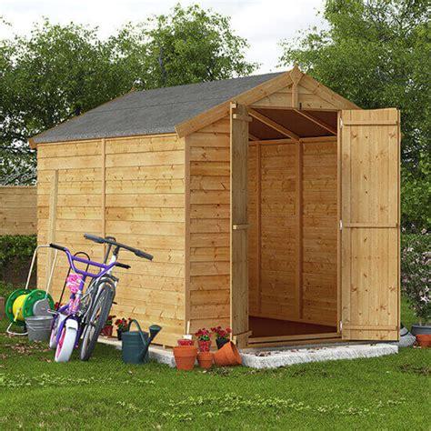 50 wooden sheds uk quality timber garden sheds