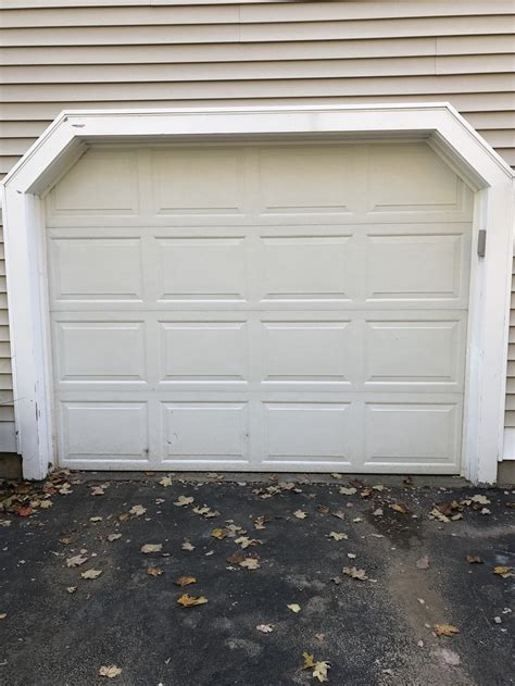 Garage Door Upgrade Oh You Fancy Huh A Simple Garage Door Upgrade