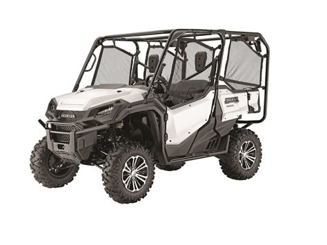 2016 honda pioneer 1000 what you need to dirt wheels magazine