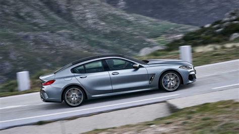 bmw  series gran coupe debuts   doors