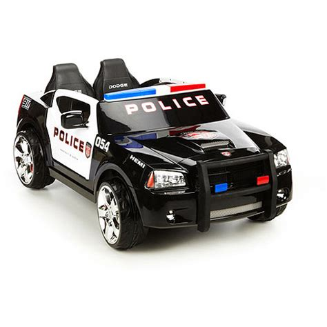 dodge charger cruiser ride on