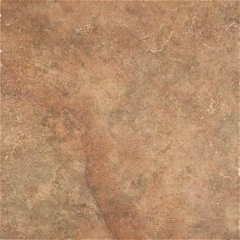 marazzi marmo venato 16 in x 16 in brown ceramic floor