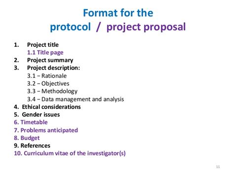 how to write a research protocol template protocol writing in clinical research kamal