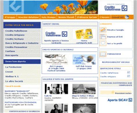 banca credito artigiano creval it gruppo bancario credito valtellinese