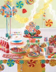 Candy Party Decorations Candy Land Party Theme Decorations Candy Birthday Party