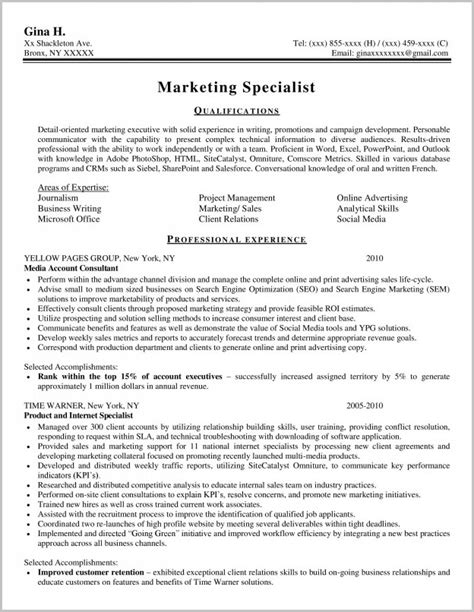 Resume Writing Exles by Resume Writing Nyc 28 Images Professional Resume