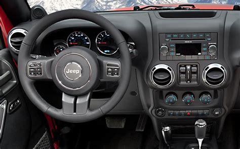 2014 jeep wrangler interior 171 جیپ رنگلر ویلیز ۲۰۱۴ 187 خودرویی که سربلند از تاریخ عبور کرد