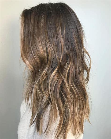subtle hair color 40 balayage hair color ideas soft and subtle balayage