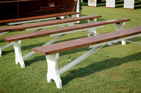 bench rental pew rental wedding benches for rent