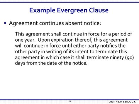 Letter Of Credit Evergreen Clause utah lease termination letter form 15 day notice eforms