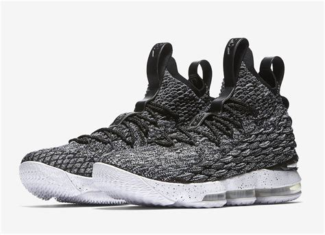 Nike Lebron 15 official images of the nike lebron 15 ashes kicksonfire