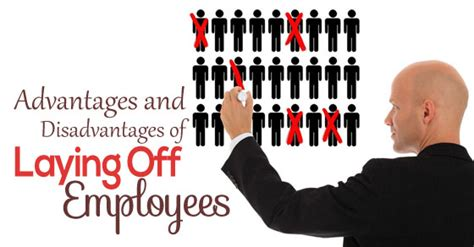 Disadvantages Of Mba In Hr by Advantages And Disadvantages Of Laying Employees