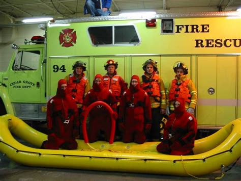 fire boat specifications rescue boat
