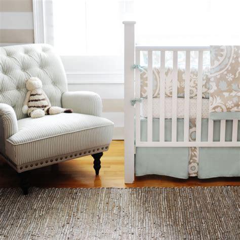 Modern Baby Bedding Set Picket Fence Baby Bedding 3 Set Modern Baby Bedding By Rosenberry Rooms