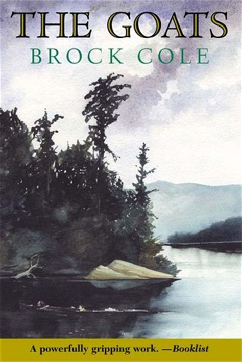 flat with two goats a memoir books the goats by brock cole reviews discussion bookclubs